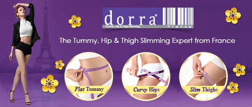 Dorra Slimming - CNY DEAL 90% OFF now