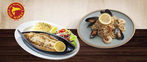 The Manhattan Fish Market - $18.90 (U.P. $33.80)