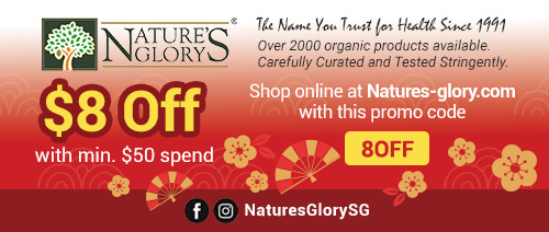 Nature's Glory - $8 off with min. $50 spend