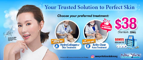 New York Skin Solutions - Choose your preferred treatment at $38
