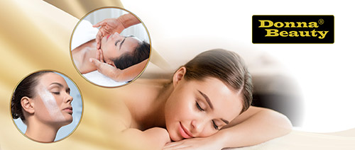 Donna Beauty - $48 Instant pain-relief treatment or free-hand osteopathy treatment