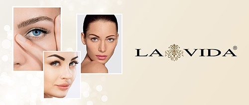 LA VIDA - Eyebrow Embroidery Services from $68