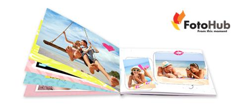 FotoHub - HD Photobook at $35