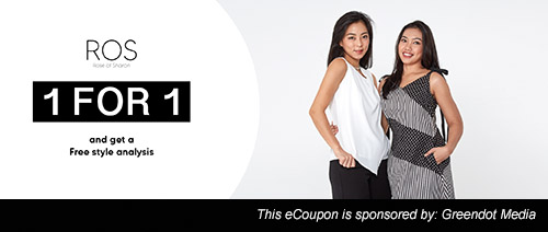Rose of Sharon - Get 2nd item free plus a style analysis