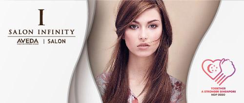 Salon Infinity - Hair Services from $94.16 nett!