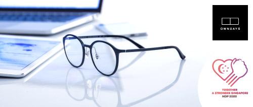 OWNDAYS - $50 Off Progressive Lenses