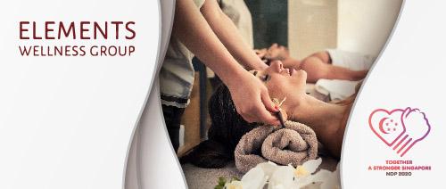 Elements Wellness - Choose One Wellness Treat at $37.45 nett!