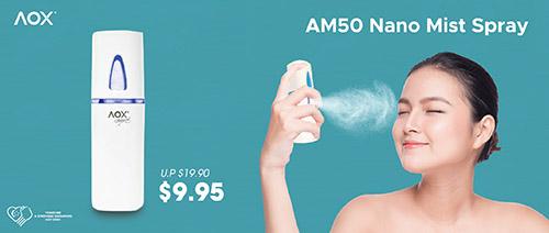AOX - 50% off AOX AM50 Nano Mist Spray