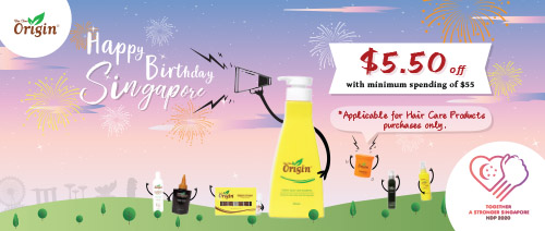 Bee Choo Origin - Enjoy $5.50 OFF with minimum spending of $55!