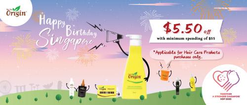 Bee Choo Origin - Enjoy $5.50 OFF with minimum spending of $55!