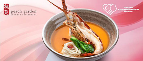 Peach Garden Chinese Restaurant - $20 off with every $100 Spent