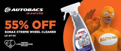 Autobacs - 55% off on Sonax Xtreme Wheel Cleaner