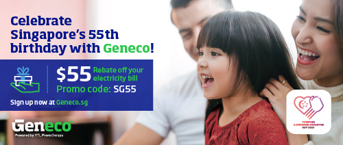 Geneco - Enjoy $55 rebate off your electricity bill