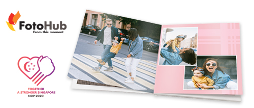 FotoHub - HD Photobook at $36.90
