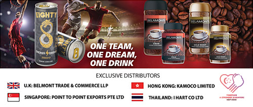 Point To Point Exports - Quality foods and exclusive trademark products