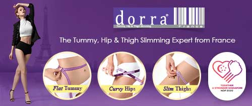 Dorra Slimming - Pick from 2 Exclusive Deals