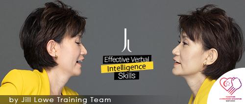 Jill Lowe - Effective Verbal Intelligence Skills course
