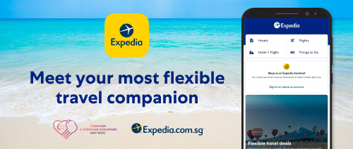 Expedia - Manage every aspect of your trip on the Expedia app