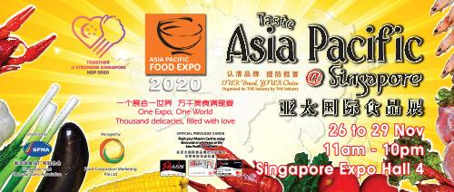 SFMA - Taste Asia Pacific @ Singapore