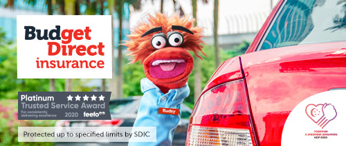 Budget Direct Insurance - Get $20 Shopping Vouchers* with Comprehensive Car Insurance
