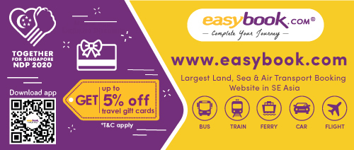 Easybook.com - Enjoy up to 5% off travel gift cards